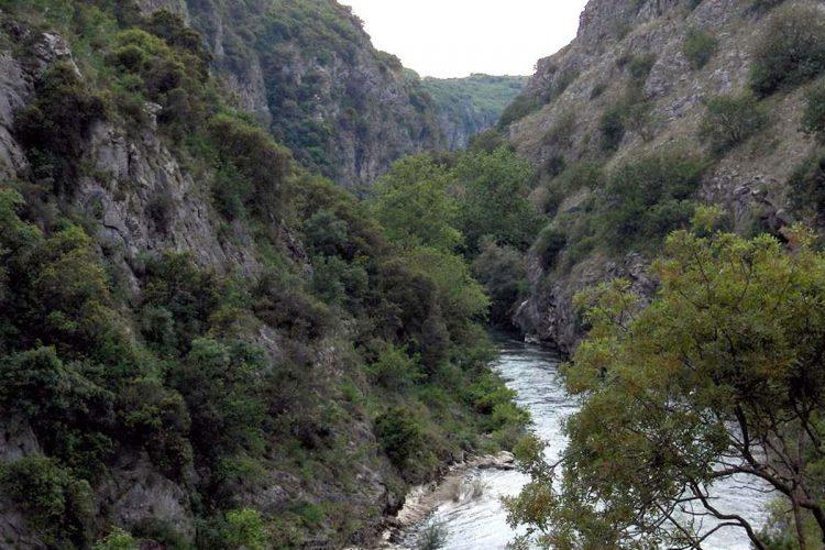 Agitis river