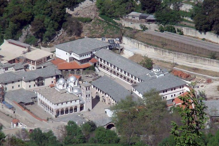Ikosifinissa Monastery