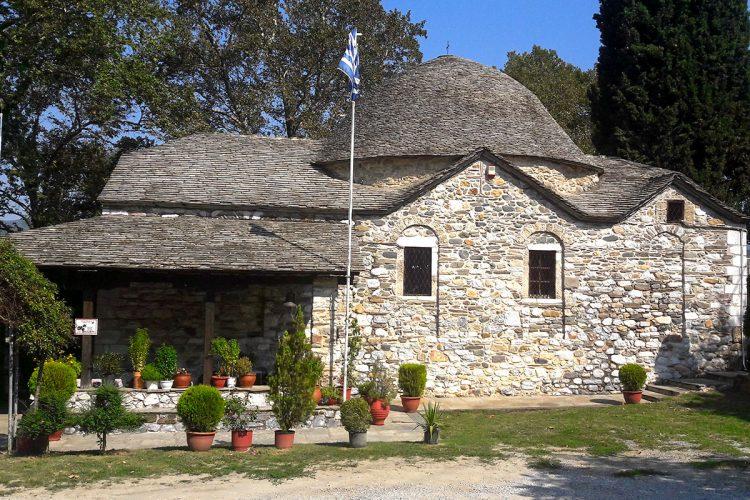 Church Ayia Marina