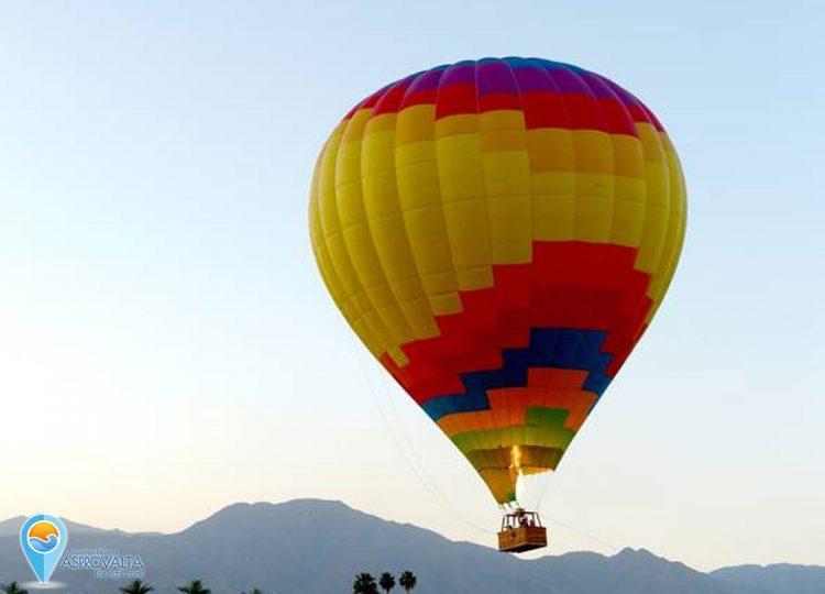 Δωρεάν βόλτα με Αερόστατο