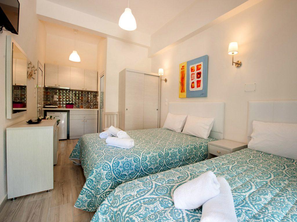 Ilion Luxury studios Image