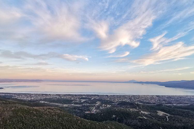Walking Trail Route of Agios Georgios